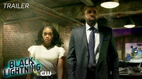 Black Lightning Guess Who's Back Trailer The CW
