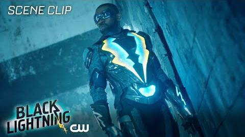 Black Lightning Sins of The Father The Book of Redemption Scene The CW