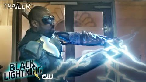Black Lightning Power Up Teaser The CW