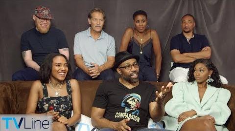 'Black Lightning' Cast Previews Season 2 Comic-Con 2018 TVLine