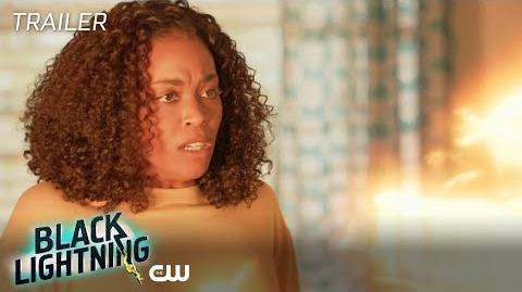 Black Lightning Sins Of The Father The Book Of Redemption Trailer The CW