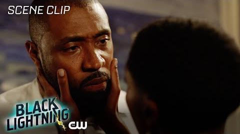 Black Lightning LaWanda The Book Of Hope Scene The CW