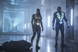 Black Lightning 1x10 Promotional Photo 03