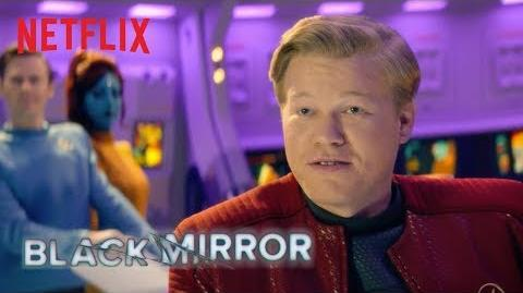 Black Mirror - U.S.S. Callister Official Trailer HD Netflix