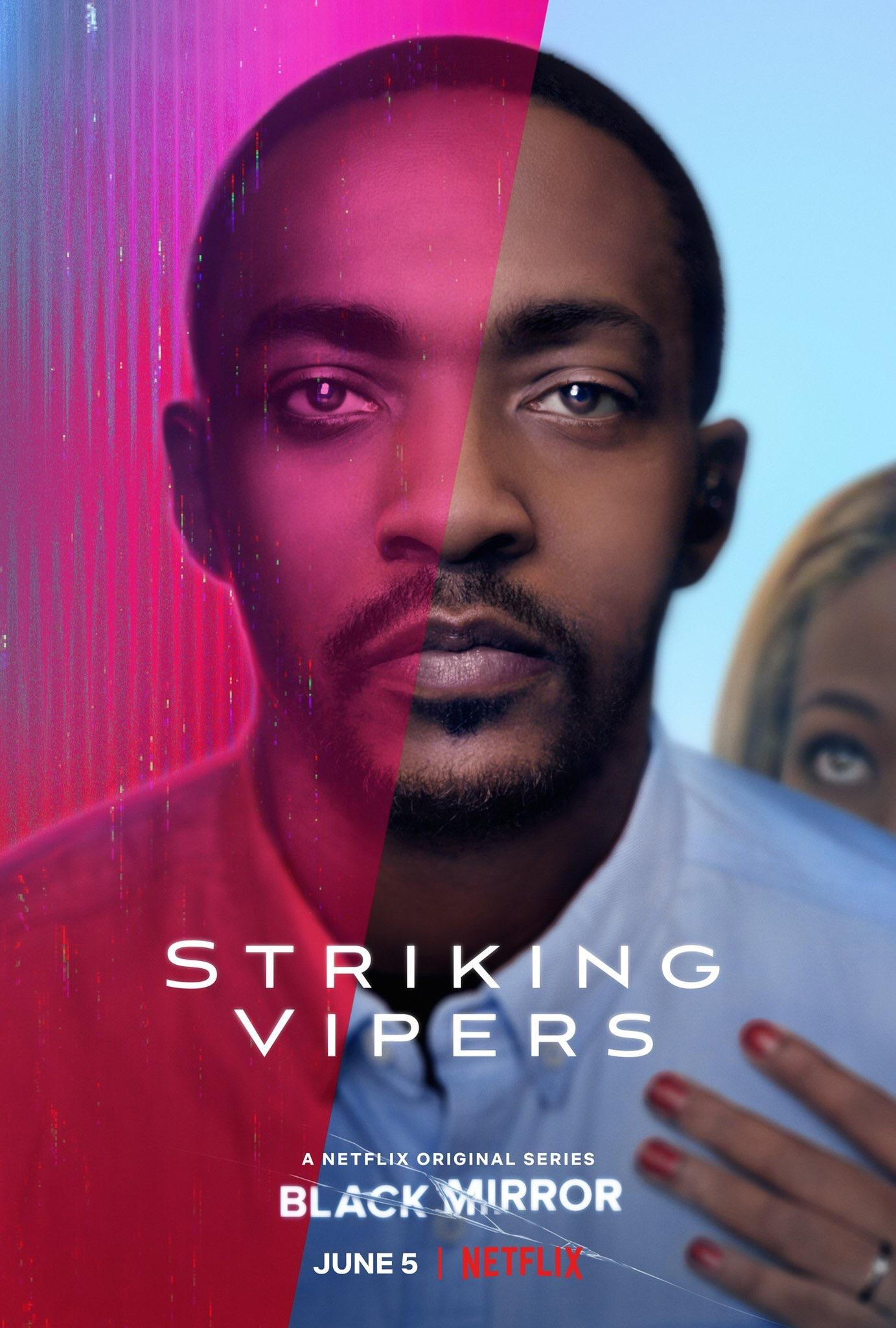 Striking Vipers Black Mirror Wiki Fandom
