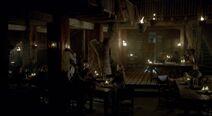 Tavern common room-night
