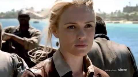 BLACK SAILS - Season 2 TEASER HD