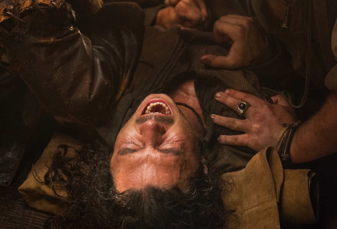 John Silver | Black Sails Wiki | FANDOM powered by Wikia