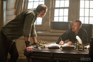 7 billy and captain flint