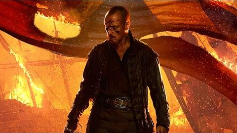 Black Sails Season 3 Trailer