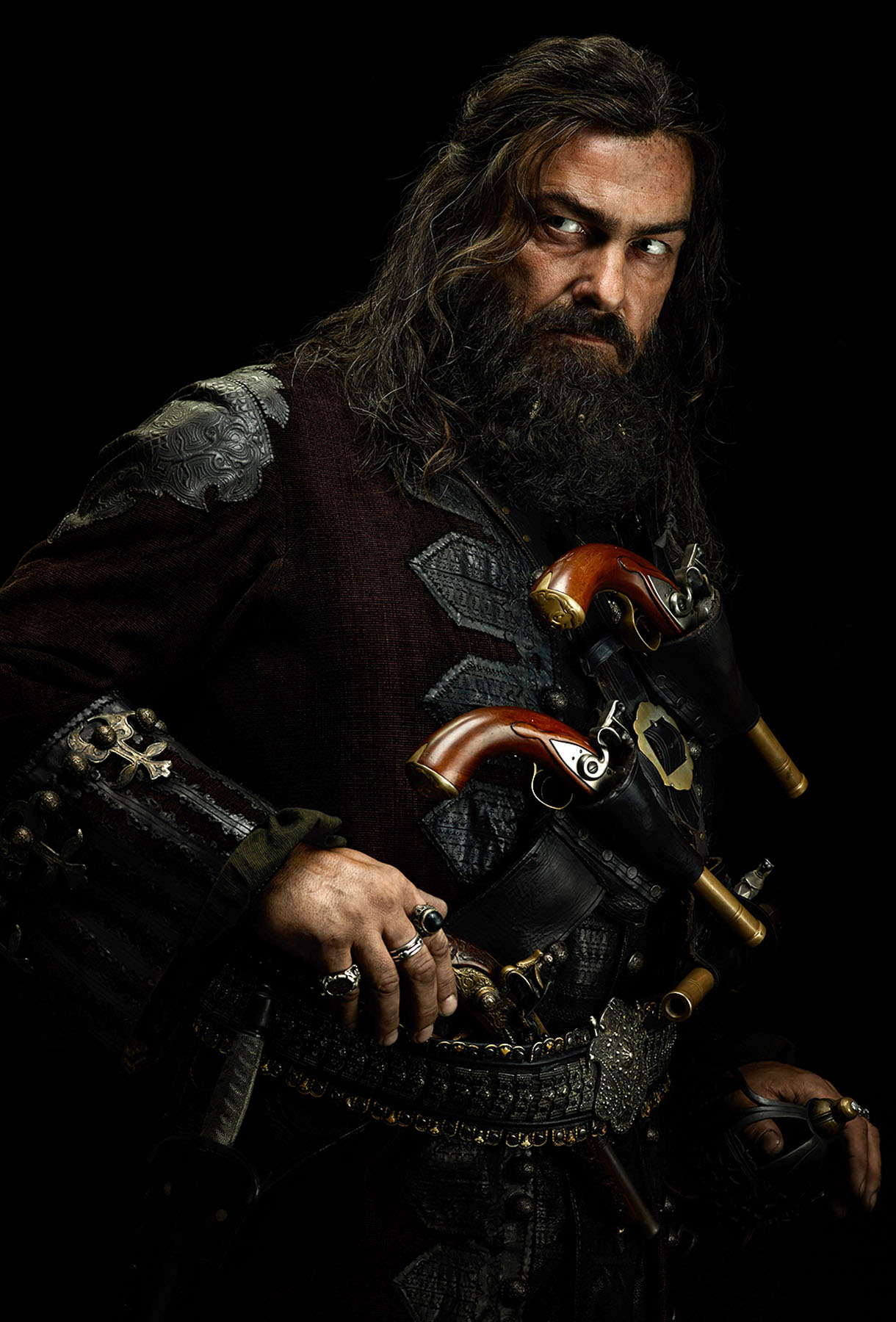 Edward Teach Black Sails Wiki Fandom Powered By Wikia