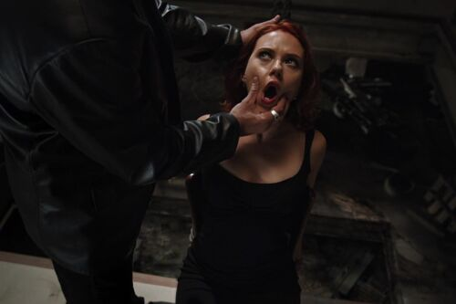 Black widow interrogation Wiki