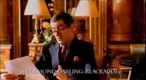 Sir Osmond Darling-Blackadder