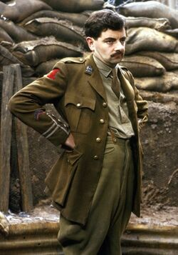 Captain Edmund Blackadder