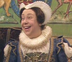 Blackadder 2 nursie