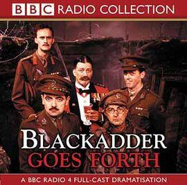 Blackadder 4 radio