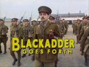 Blackadder Goes Forth Title Card