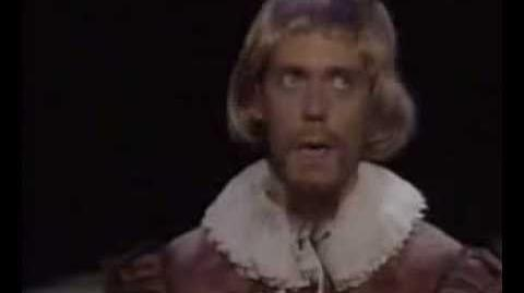 The Black Adder And Shakespeare Rare