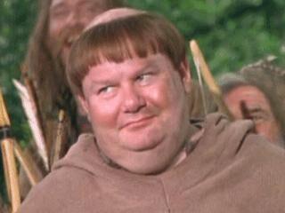 Image result for friar tuck