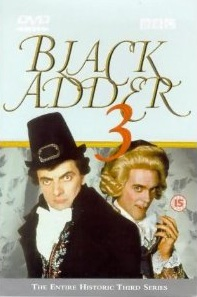 Blackadder 3 DVD