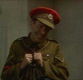 Corporal Perkins