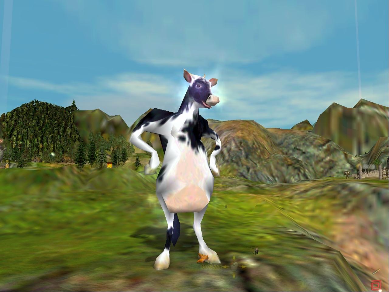 Black-and-white cows: description and characteristics 51