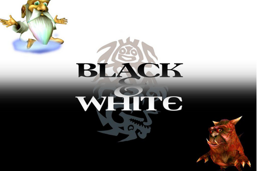 Black and White Wiki