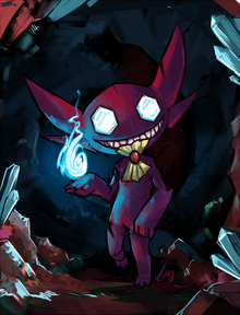 Totally not sableye