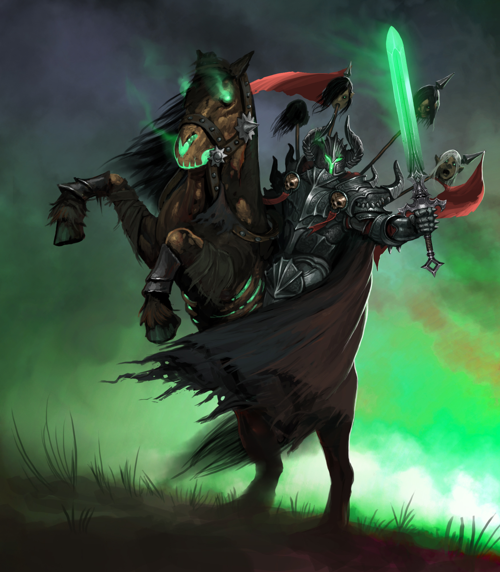 Death Knight (5e Paladin Archetype)   Blackbando's Homebrew Wiki   FANDOM powered by Wikia