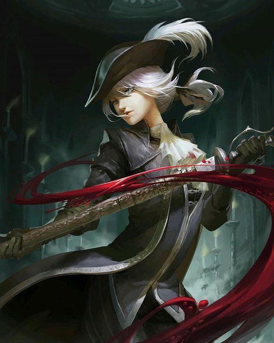 Blood Mage (5th ed Class) | Blackbando's Homebrew Wiki