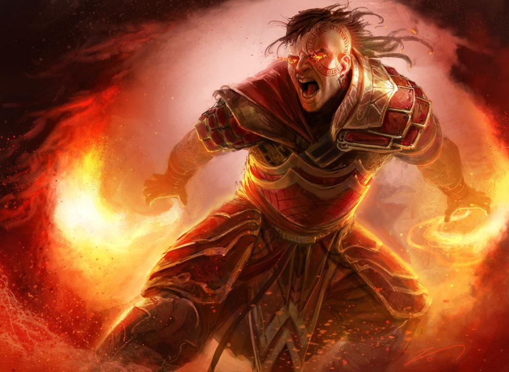 Wrath Domain (5e Cleric Archetype)   Blackbando's Homebrew