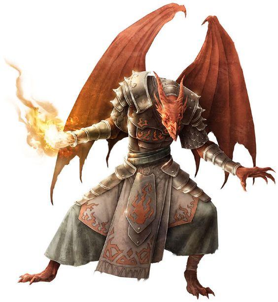 Half-Dragon (5e Class) | Blackbando's Homebrew Wiki | FANDOM powered
