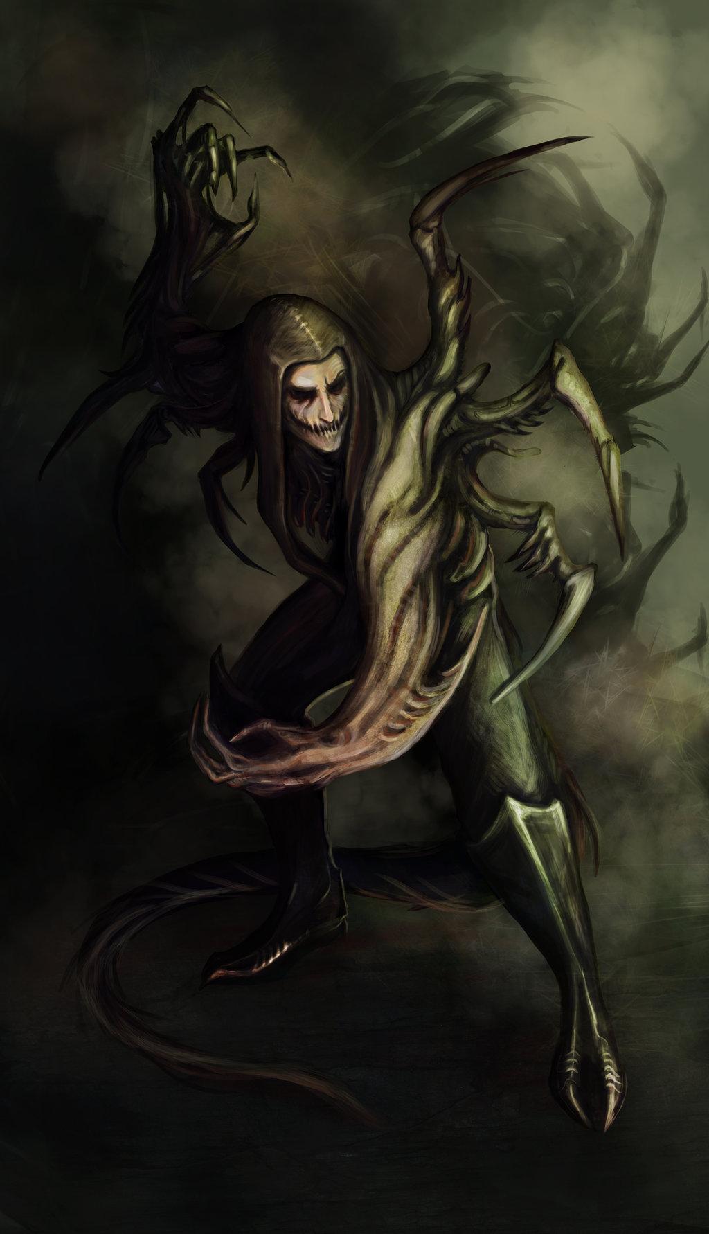 Born of Monsters (5e Sorcerer Archetype) | Blackbando's