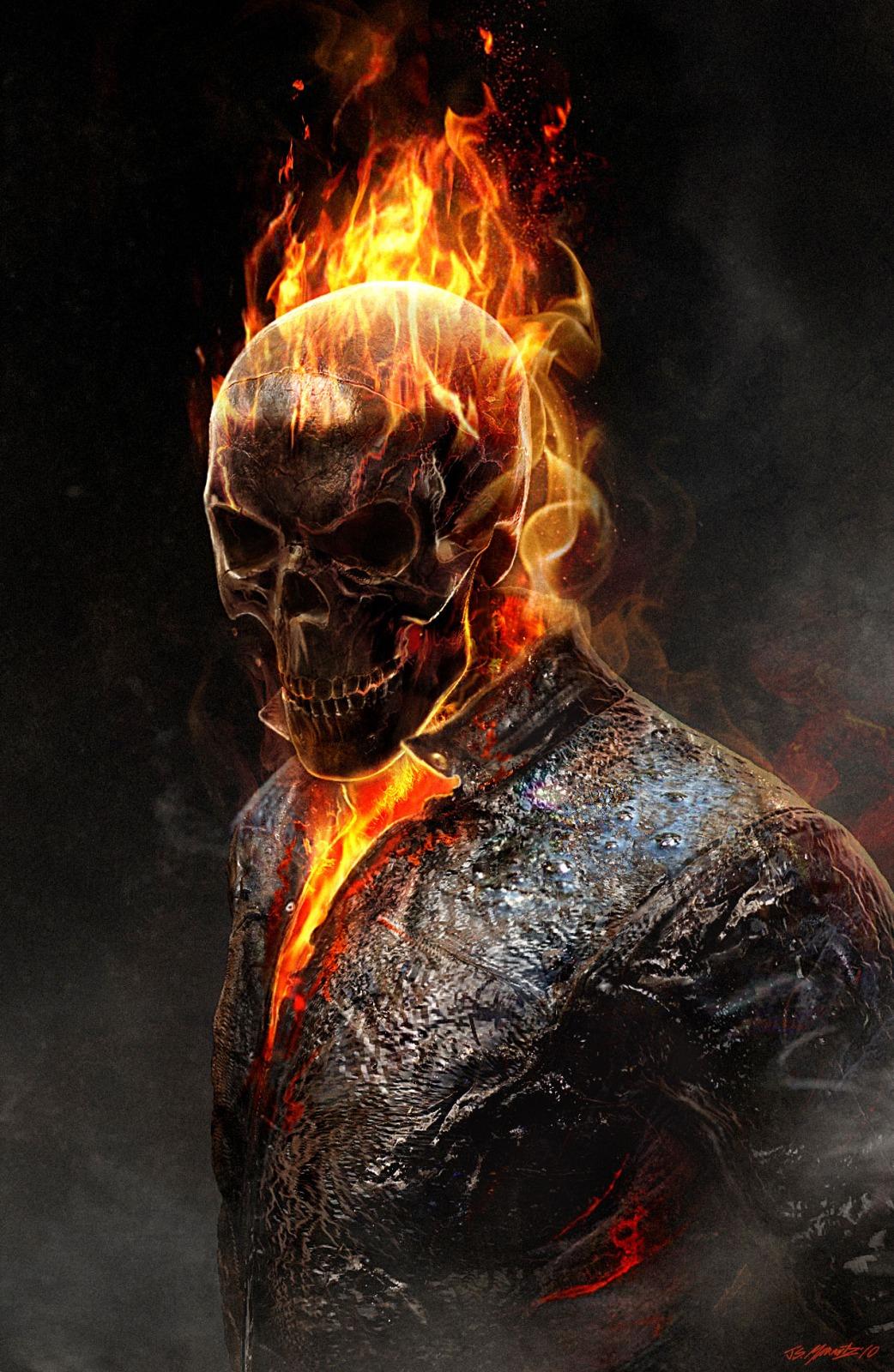 Ghost Rider (5e Class) | Blackbando's Homebrew Wiki | FANDOM