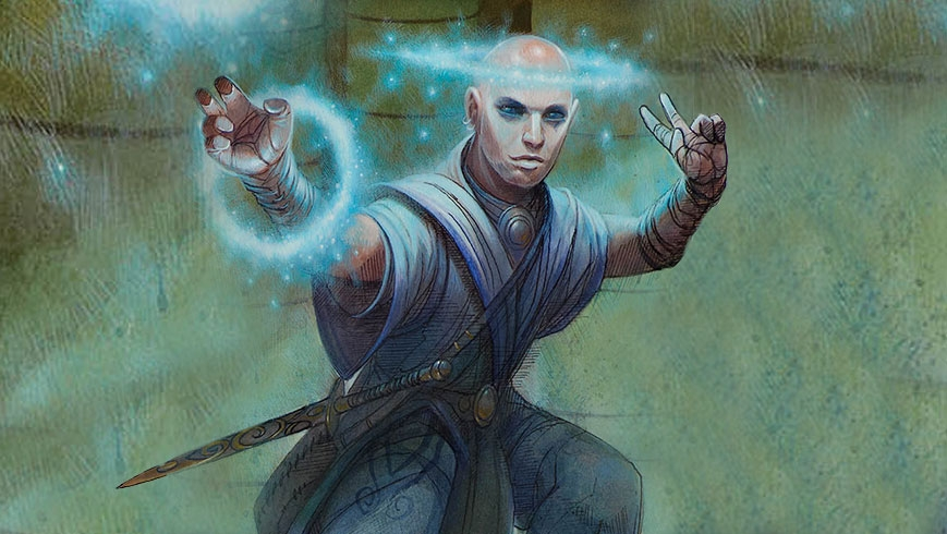 Way of the Striking Will (5e Monk Archetype)   Blackbando's