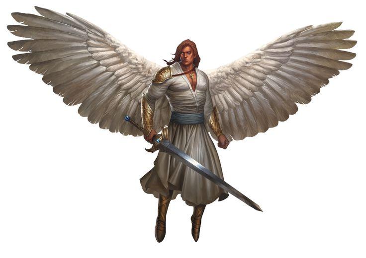 The Archangel (5e Warlock Archetype)   Blackbando's Homebrew Wiki