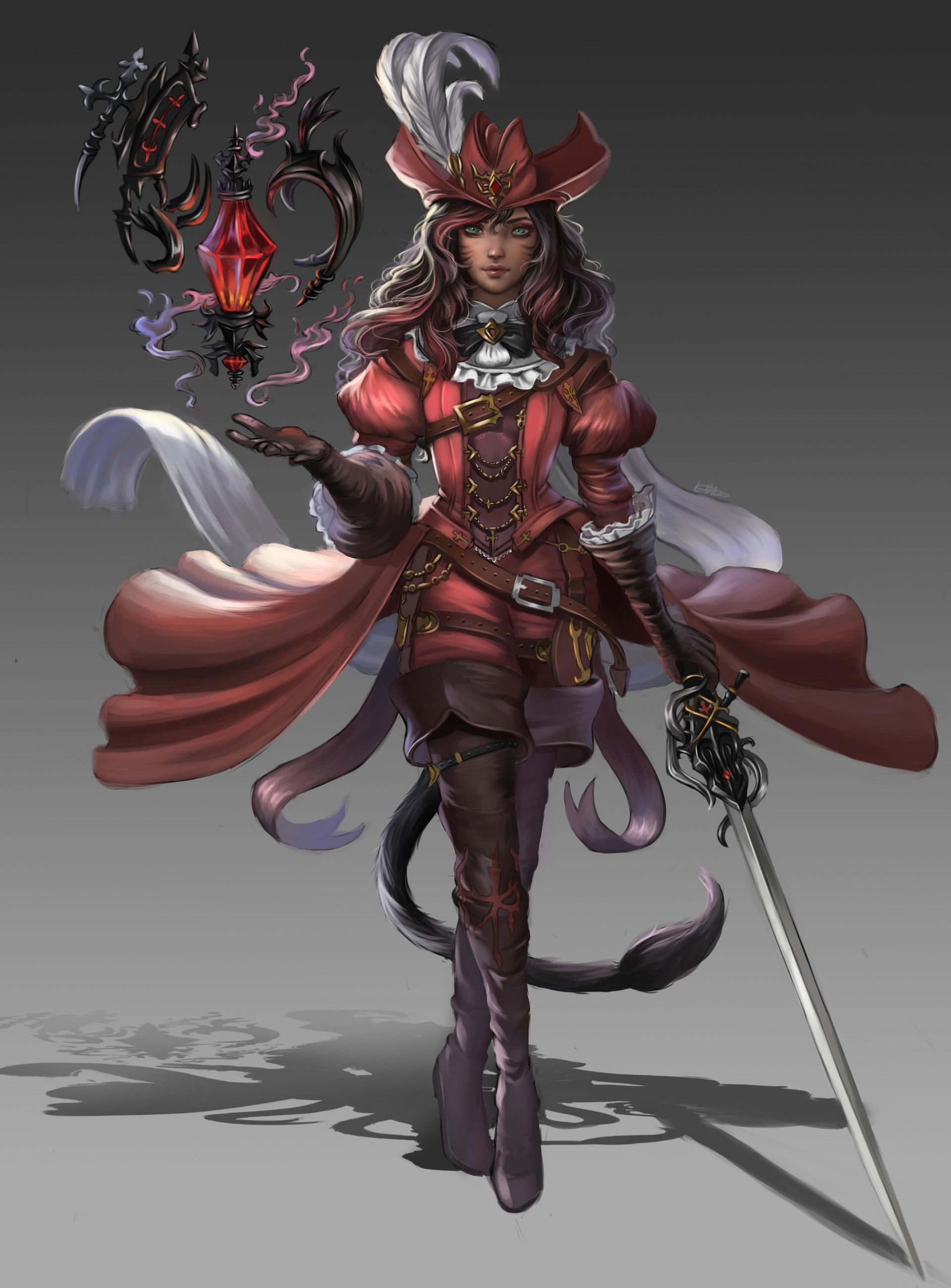 Red Magic (5e Witch Archetype) | Blackbando's Homebrew Wiki | FANDOM