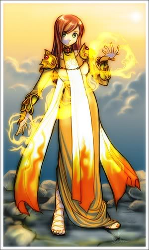 Solar Domain (5e Cleric Archetype) | Blackbando's Homebrew
