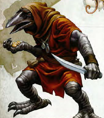 kenku 5e race blackbando s homebrew wiki fandom powered by wikia