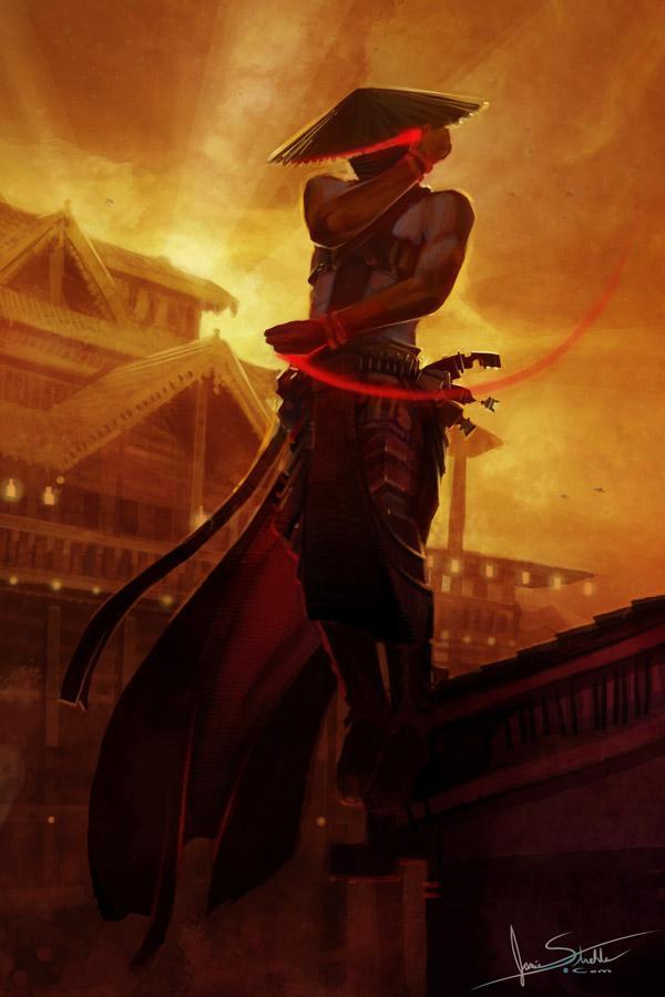 Way of Sacrifice (5e Monk Archetype)   Blackbando's Homebrew