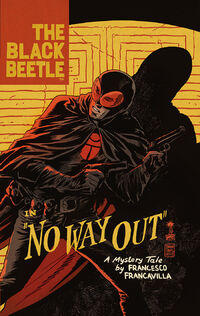 TheBlackBeetle1 NoWayOut Hardcover