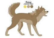 Blaise Character