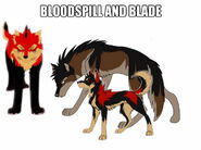 Bloodspill and blade