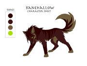 Character Sheet 22 Banehallow by KayFedewa