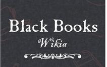 Black Books Wikia Logo