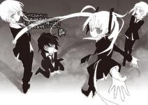 Light Novel 7 L - Gruppe