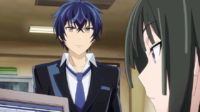 Rentaro reports to Kisara