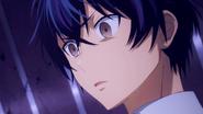 Rentaro's reaction to Kagetane's present