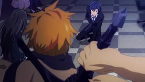 Rentaro vs Shougen