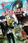 Black Bullet LN cover 1